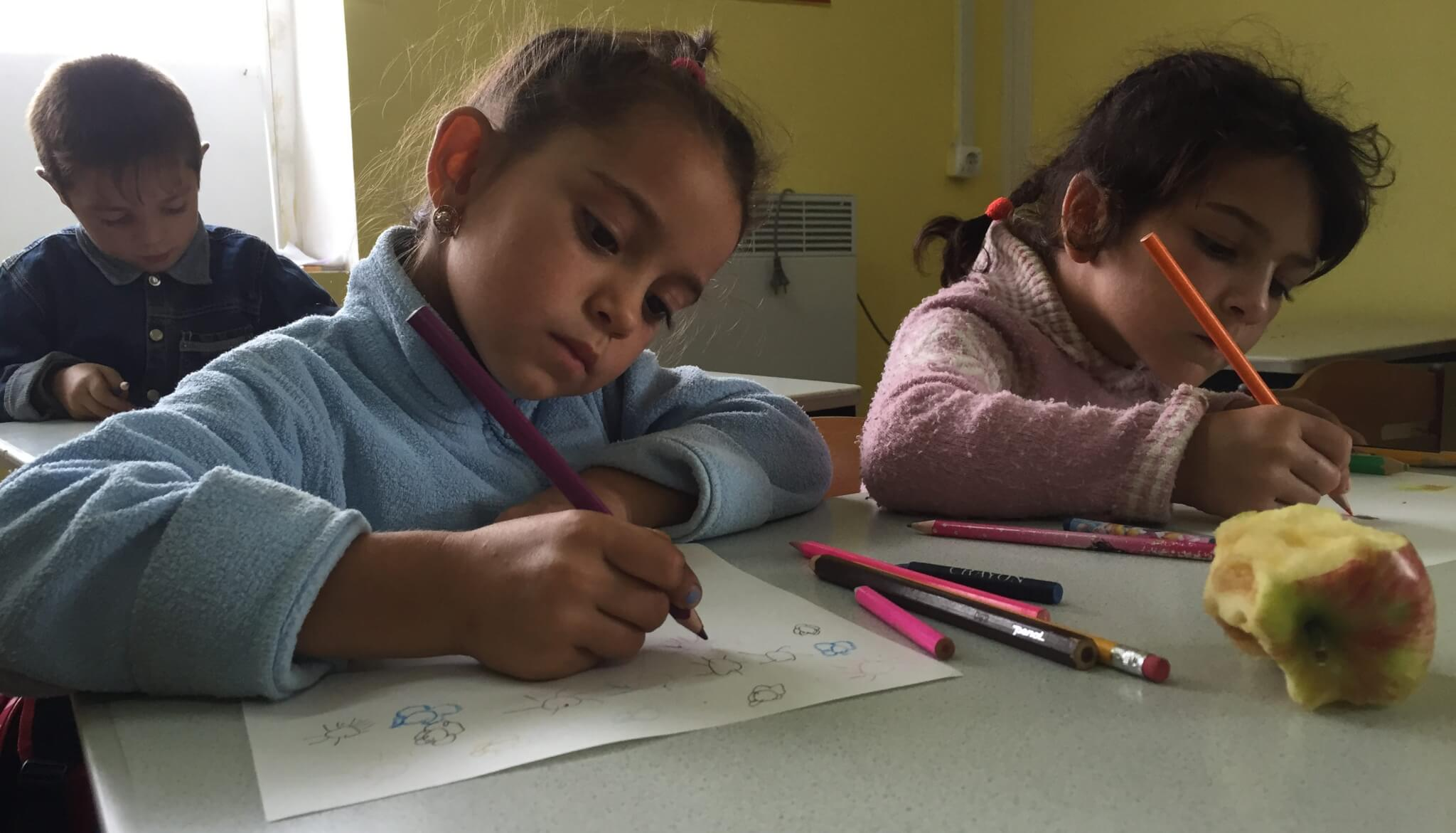 Nyheter Blaho romsk förskola