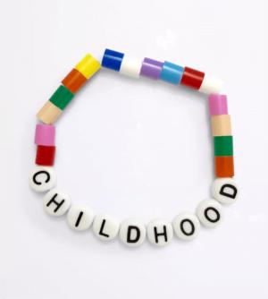 Childhood-armband, barn
